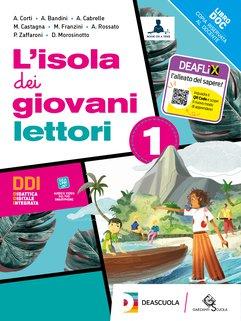 Libro DOC L'isola dei giovani lettori 1 + Libro DOC L'isola dei giovani scrittori 1 + Libro DOC  L'isola dei giovani lettori - Mito e epica