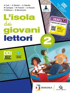 Libro DOC L'isola dei giovani lettori 2 + Libro DOC L'isola dei giovani scrittori 2 + Libro DOC Letteratura e teatro