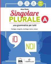 Volume A Morfosintassi+ Volume C Quaderno operativo + Grammatica facile +Easy eBook (su dvd) + eBook