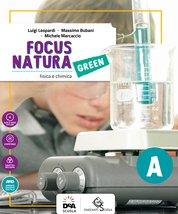 Volume A Fisica e chimica + B Biologia dei viventi + C Biologia dell'uomo e genetica + D Scienze della Terra e Astronomia + Educazione ambientale e sviluppo sostenibile WWF + Easy eBook (su DVD) + eBook