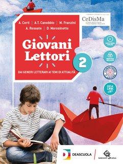 Volume 2 Giovani Lettori + Volume 2 Giovani Scrittori + Volume Letteratura e Teatro + Easy eBook (su DVD) + eBook