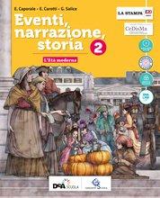 Volume 2 + Strumenti per una didattica inclusiva 2 + Easy eBook (unico su DVD) + eBook