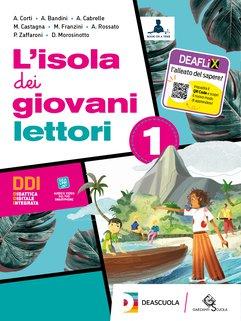 L'isola dei giovani lettori 1 + L'isola dei giovani scrittori 1 + L'isola dei giovani lettori - Mito e epica + eBook + Easy eBook (su DVD)