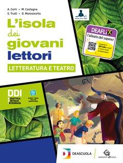 L'isola dei giovani lettori - Letteratura e teatro + eBook